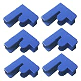 VonHaus 6 Pack of Bay Connectors for Heavy Duty Shelving / Racking Storage Units