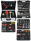 FAMEX 719-44 Complete Mechanic's Toolbox 174/214 Pieces