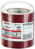 Bosch 2608606820 Sandpaper Roll 93 x 5 mm R:W Grit 80