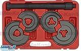 Mercedes Benz Suspension Telescopic Coil Strut Tool Spring Compressor Repair