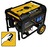 Power Gasoline Generator 3 Kw - Generator with electric start and remote control