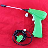 Kobold Home & Garden Mini Battery Power Garden Sprayer Gun With Replaceable Spray Lance