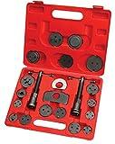 Hilka Tools 12700210 Left and Right Hand Brake Caliper Rewind Tool Kit, Set of 21