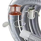 10m Stainless 6 Inch Quality Chimney Flue Liner EasyFit Kit