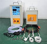CHNsalescom 35KW High Frequency Induction Heating Equipment Improve Hardness Wear Resistance
