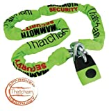 Mammoth MOTORBIKE LOCM007 CHAIN LOCK 120CM CAT3 SECURITY THATCHAM APPROVED NEW