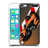 Official McLaren Honda Three-Fourths Mcl32 Race Track Hard Back Case for iPod Touch 5th Gen/6th Gen