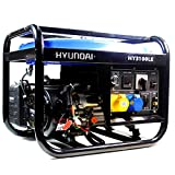 Hyundai HY3100LE 2.8 kW Electric Start 7 hp Professional Petrol Generator