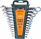 AXIS 28742 6mm to 22mm Metric Combination Spanner Set (12 Pieces)