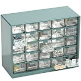 Gr8 Garden 25 Multi Drawer Parts Storage Cabinet Unit Organiser Home Garage Tool Box