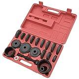 neilsen CT2071 Wheel Bearing Removal Tool Kit - Red