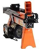 Compact Lightweight 5 Ton Fast Electric Hydraulic Log Splitter 2200 Watt Wood Axe