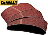 Dewalt DT3300 Sandpaper Belt, 75 mm x 533 mm, 40 g