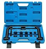 FreeTec Valve Clamps Spring Compressor Automotive Tool Set Repair Tool
