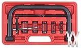 10 pcs Car Motorcycle Valve Spring Compressor Tool Bit Set UK SELLER
