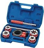 Draper 22496 7 Piece Metric Ratchet Pipe Threading Kit