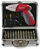 Duratool D01673 4.8V Cordless Screwdriver with Accessories (102 Pieces)