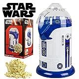FINEWAY Star Wars R2-D2 Fat-Free Hot Air Popcorn Maker - Popcorn Popper Machine 1200W