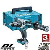 Makita DHP481Z 18v LXT Lithium-Ion Combi Hammer Drill + 821550-0 MakPac Case - Bare Unit