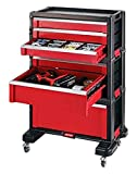 Keter 6 Drawer Tool Trolley Case with Castors