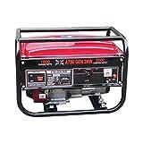 Dirty Pro Tools Petrol generator 2000 W copper motor 2 KVA/2KW 6.5HP DC Petrol Generator - 110V/230V/12V/50HZ