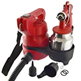 HVLP Electric / Mains Handheld Easy Painter Gun Spray Gun Suitable For All Paint