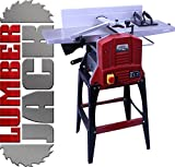 Lumberjack PT1000 254mm Planer Thicknesser 10'X 5' with Legstand 230V