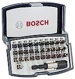 Bosch 2607017319 Professional Colour Coded 32 Piece Screwdriver Bit Set