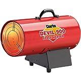 Clarke Devil 900 Propane fired Space Heater