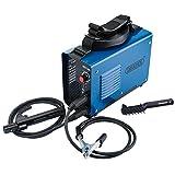 Draper 64533 140 A 230 V ARC/TIG Inverter Welder Kit - Blue