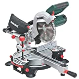 Metabo KGS 216 M 110V Metabo KGS 216 M 110V Laser Slide Compound Mitre Saw -619260390