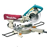 Makita LS0714X 110 V 190 mm Slide Compound Mitre Saw with Stand