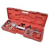 vidaXL Universal Axles Slide Hammer Puller Set Internal External Use Top Quality