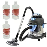 Ovation 4 in 1 Multi-Functional Wet & Dry Vacuum Cleaner Carpet Washer – 1400W + Plus 3 Free Bottles Of Carpet Shampoo