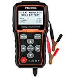 Foxwell BT705 Automotive Battery tester Car Battery Analyzer For Batteries and 12V/24V Starting/Charging System
