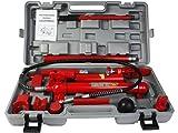 FDS 10 Ton Porta Power Hydraulic Jack Body Frame Repair Kit Auto Shop Tool Heavy Set