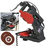 Sealey 85W Chainsaw Blade Sharpener with EXTRA FREE Sharpening Blade Disc!