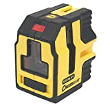 STANLEY SELF LEVELLING CROSS LINE & 90° LASER LEVEL. Ideal For Indoor and Outdoor Workshop Use