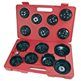 OIL FILTER WRENCH SET - CUP TYPE