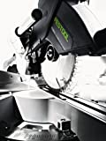 Festool KS 88 E GB Kapex Sliding Compound Mitre Saw, 110 V