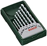 Bosch 7 Piece Masonry Drill Bit Set