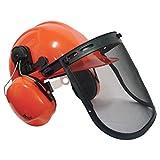 Chainsaw / Brushcutter Safety Helmet c/w Chin Strap Pro