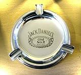 Jack Daniels Pewter Ashtray