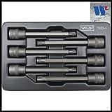Werkzeug -T Star, Torx Impact Set - T20 - T45 Socket Set, 3/8 Drive 110 mm Long - Pro Range. Lifetime Warranty 7023-1
