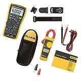 Fluke 117/323 Kit Electrician's Multimeter, Combo