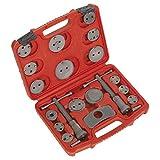 Sealey VS0282 Brake Piston Wind-Back Tool Kit 21pc