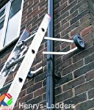 Henry's Heavy Duty V-Type Ladder Stand-Off with Wheels. Universal Fit – Simple and Easy to use. Why strain yourself – Let the wheels do the work. Wheeled V-type Ladder Stand-Off.