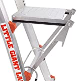 Little Giant Work Platform - Great for paint cans or feet   Fits all Little Giant Ladders   Official Accessory