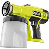 Precise Engineered Royobi ProGrade P620 ONE+ 18v Cordless Painter Spray Gun without Battery or Charger - Requires Separate ONE+ Battery & Charger [Pack of 1] - w/3yr Rescu3 Warranty