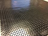 3m x 1.5m | Checker Rubber Garage Flooring Matting | 16 Sizes to Choose from on This Listing | 3mm Thick Floor Mat | A Grade | 9ft 9' x 4ft 9' | 118' x 57 Inches | 300 x 150cm